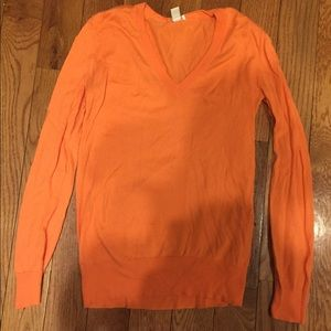 Thin jcrew sweater